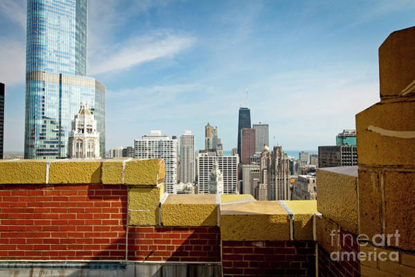 Wall Art - Photograph - 1423 Northerly View Of Chicago by Steve Sturgill