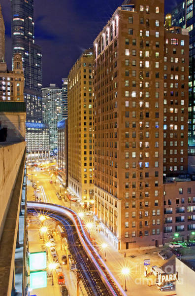 Wall Art - Photograph - 1444 Wabash View by Steve Sturgill
