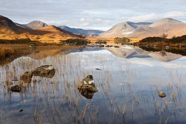 Photograph - Lochan Na H-achlaise by Stephen Taylor