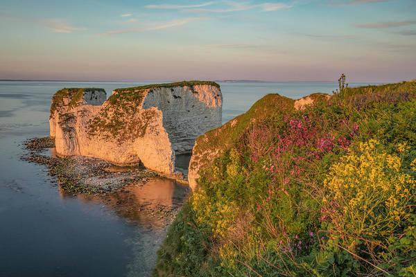 Wall Art - Photograph - Old Harry Rocks - England by Joana Kruse