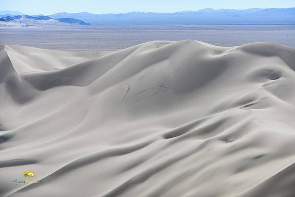 Photograph - Dumont Dunes 14 by Jim Thompson