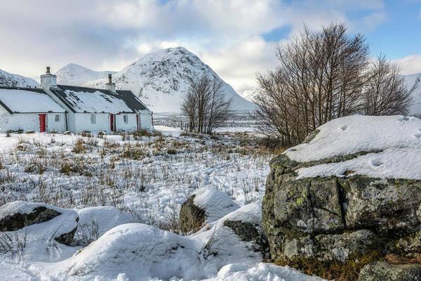 Wall Art - Photograph - Glencoe - Scotland by Joana Kruse