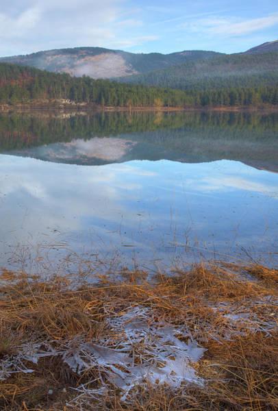 Wall Art - Photograph - Palsko Lake by Ian Middleton