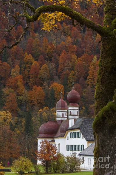 Photograph - Berchtesgaden  by Arterra Picture Library