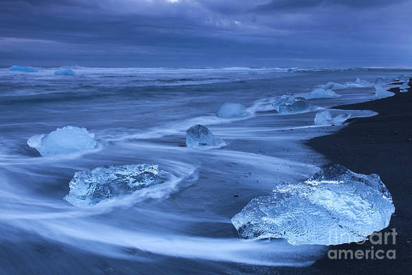 Photograph - Melting Ice by Arterra Picture Library