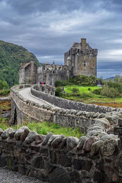 Photograph - Eilean Donan Castle, Scotland by Arterra Picture Library