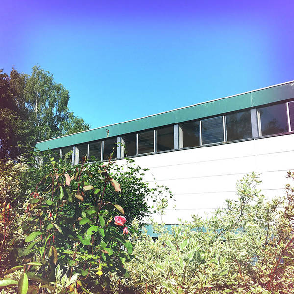 Aspect Wall Art - Photograph - Building Exterior by Tom Gowanlock
