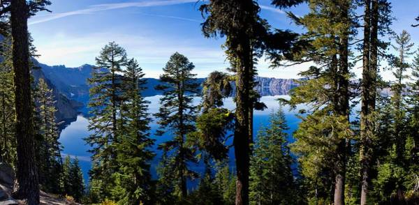 Crater Lake National Park Photograph - Crater Lake National Park by Twenty Two North Photography