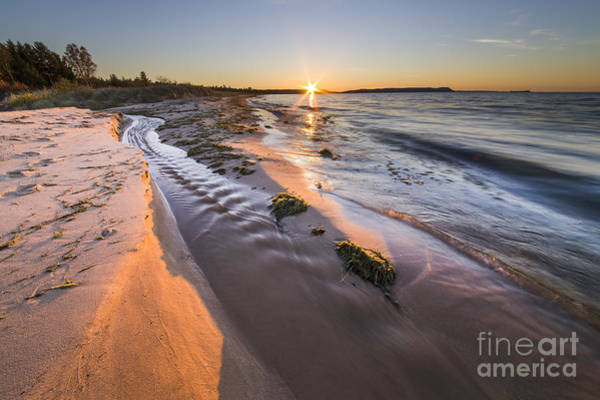 Up North Wall Art - Photograph - Good Harbor by Twenty Two North Photography