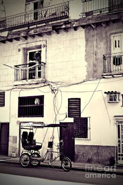 Crumble Photograph - Havana Cuba by Chris Andruskiewicz