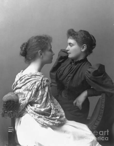 Photograph - Helen Adams Keller by Granger