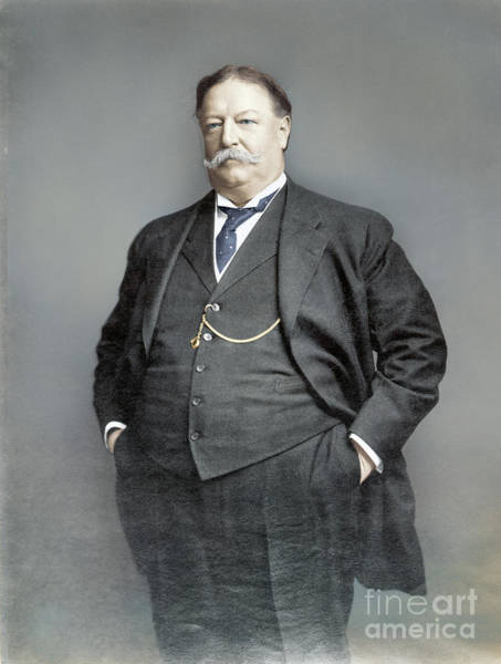 Photograph - William Howard Taft by Granger