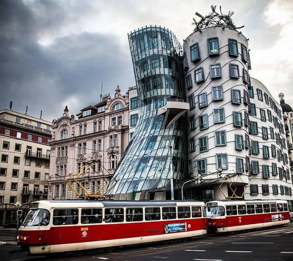 City Digital Art - Building by Super Lovely