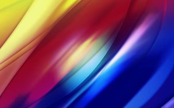 Fantasy Digital Art - Colors by Super Lovely