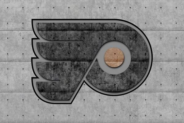 Flyers Photograph - Philadelphia Flyers by Joe Hamilton
