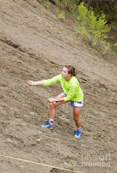 Photograph - Pikes Peak Road Runners Fall Series Race by Steve Krull