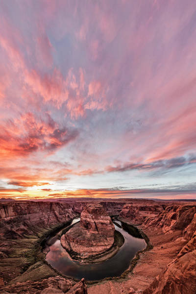 Photograph - 180 Degrees Of Sunset by Jon Glaser