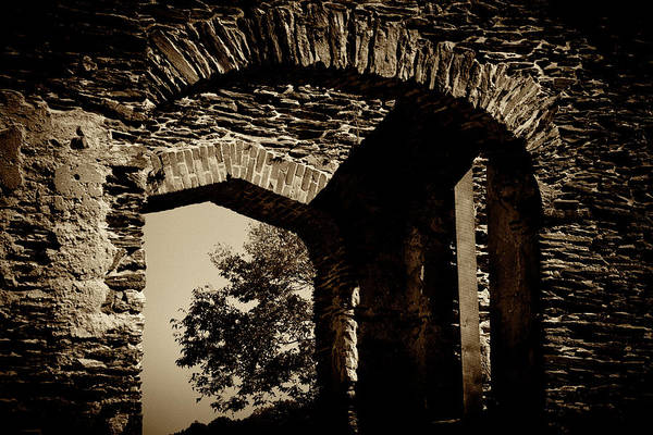 Photograph - 1833 Ruins by Paul W Faust - Impressions of Light