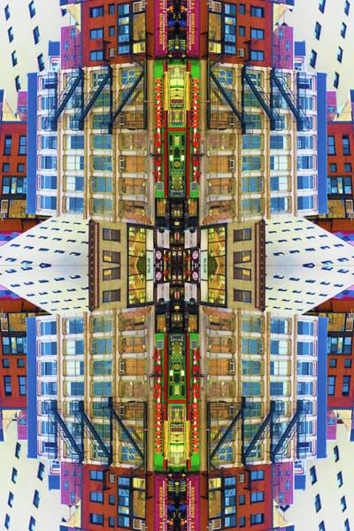 Mixed Media - 18th And 7th by Tony Rubino