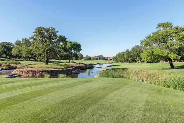Photograph - 18th Hole - View 3 by John Johnson