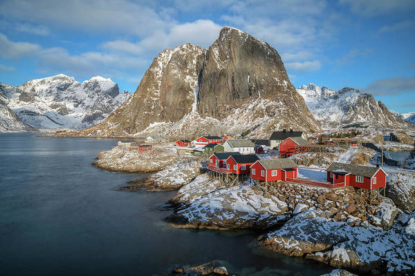 Wall Art - Photograph - Hamnoy Lofoten - Norway by Joana Kruse