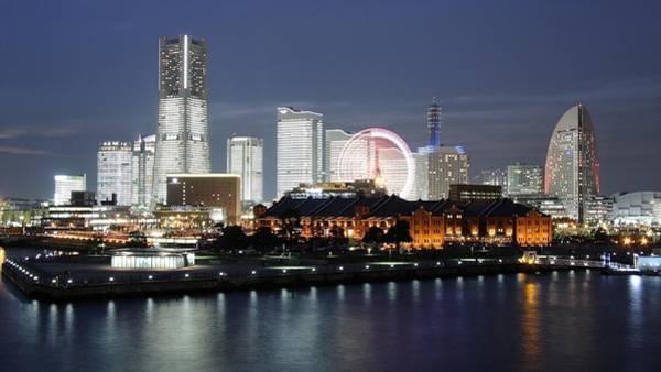 Skyline Digital Art - HDR by Super Lovely