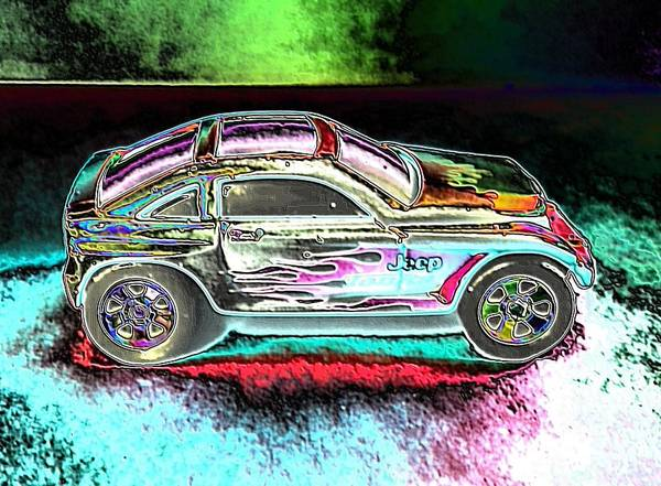 Photograph - Hotwheelz Collection by Belinda Cox
