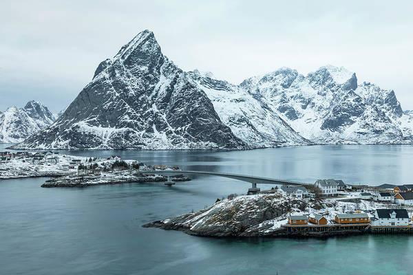 Wall Art - Photograph - Reine, Lofoten - Norway by Joana Kruse