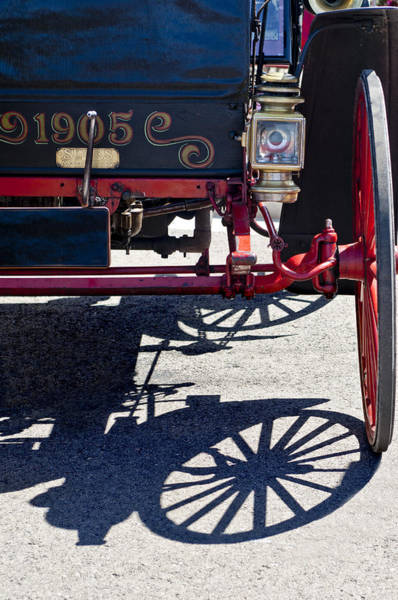 Photograph - 1905 Sears Motor Buggy by Jill Reger