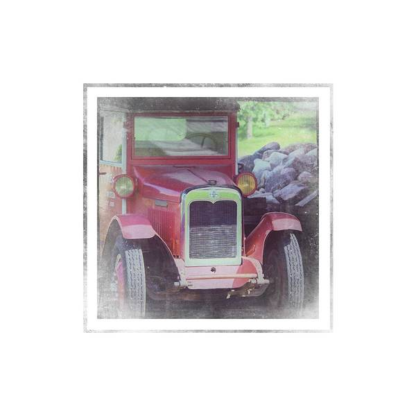 Digital Art - 1920 International Farm Truck by Eduardo Tavares