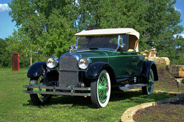 Photograph - 1922 Duesenberg Model A by Tim McCullough