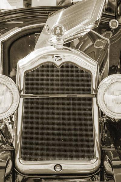 Photograph - 1924 Buick Duchess Antique Vintage Photograph Fine Art Prints 110 by M K Miller