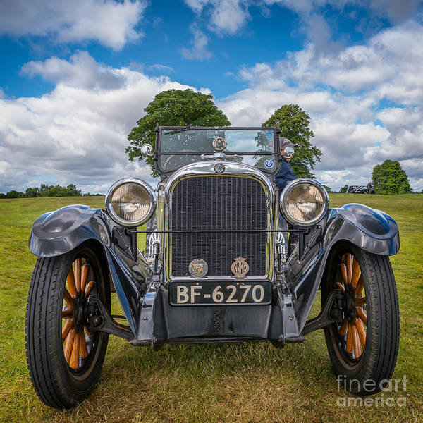 Photograph - 1925 Dodge by Adrian Evans
