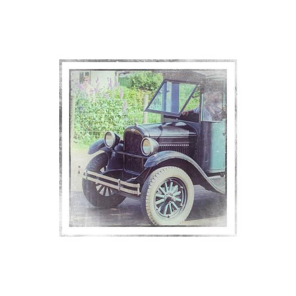 Digital Art - 1926 Chevrolet One Tone Truck by Eduardo Tavares