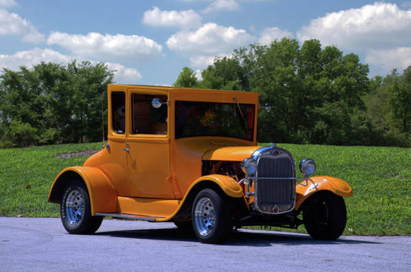 Photograph - 1926 Ford Hot Top T Hot Rod by Tim McCullough