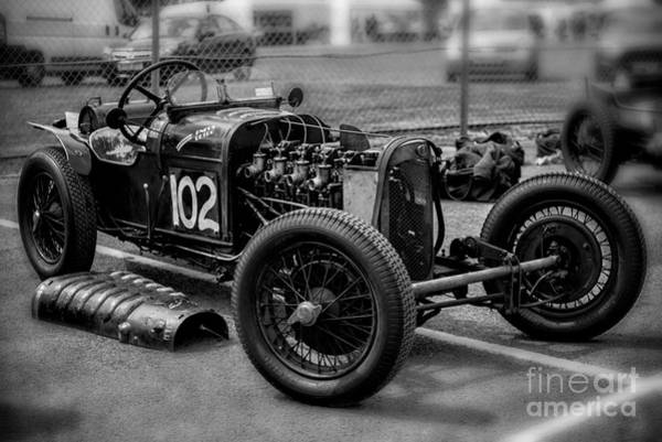 Photograph - 1926 Gn Parker by Adrian Evans
