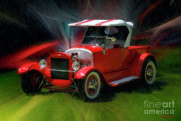Photograph - 1927 Ford by Blake Richards