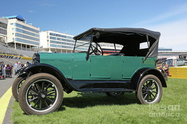 Photograph - 1927 Ford Model A by Kevin McCarthy