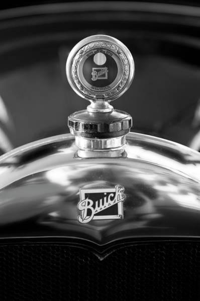 Photograph - 1928 Buick Hood Ornament 2 by Jill Reger