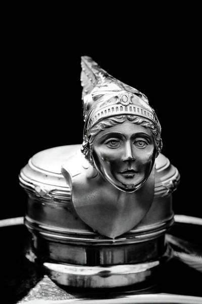 Photograph - 1928 Buick Hood Ornament by David Patterson