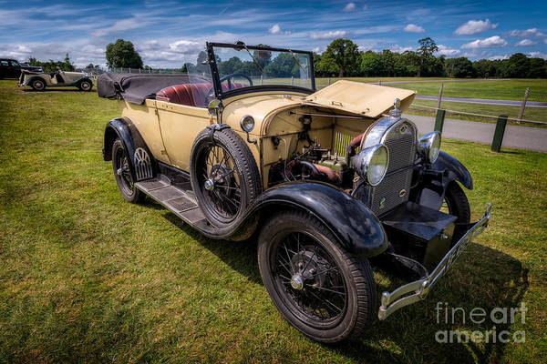 Photograph - 1928 Ford Model A  by Adrian Evans