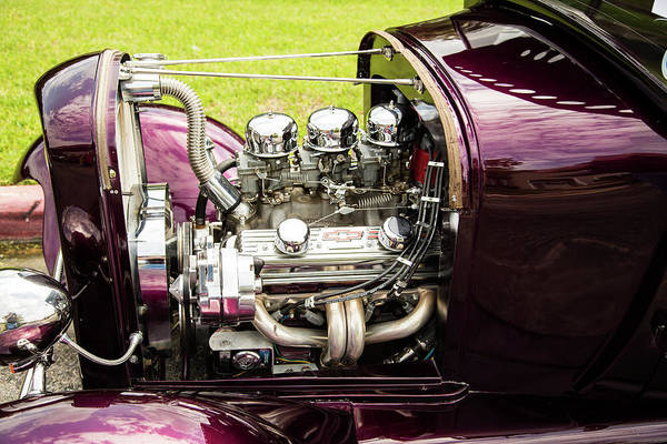 Photograph - 1929 Ford Model A 5511.08 by M K Miller