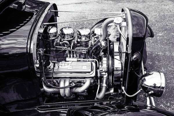 Photograph - 1929 Ford Model A 5511.59 by M K Miller