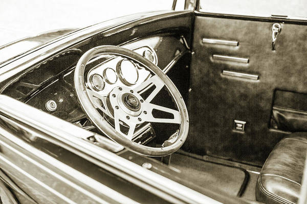 Photograph - 1929 Ford Model A 5511.60 by M K Miller