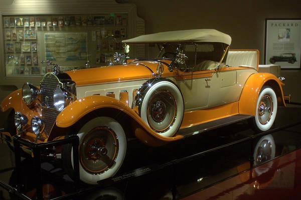 1929 Packard Art Print