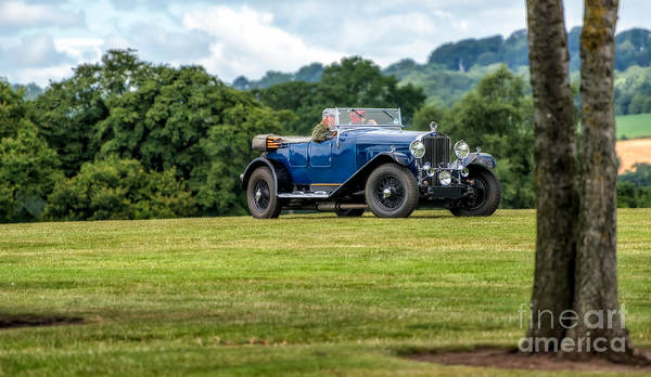 Wall Art - Photograph - 1930 Delage D8 by Adrian Evans