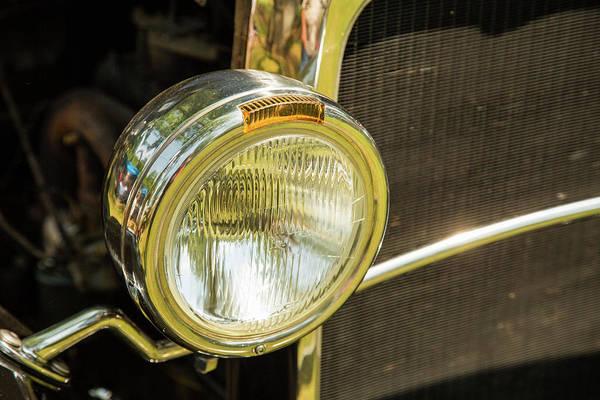 Photograph - 1930 Ford Model A Original Sedan 5538,09 by M K Miller