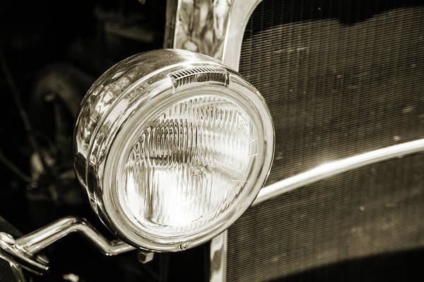 Photograph - 1930 Ford Model A Original Sedan 5538,20 by M K Miller