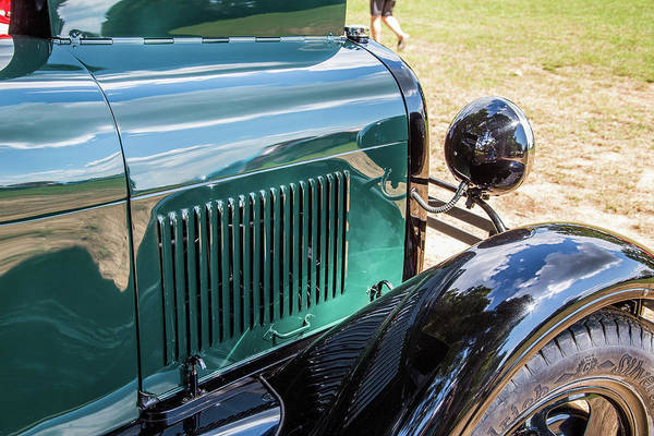 Photograph - 1930 Ford Stakebed Truck 5512.11 by M K Miller