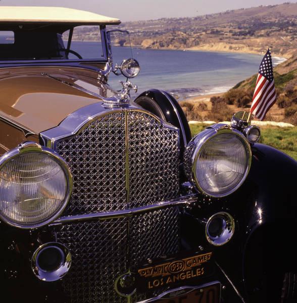 1932 Packard Phaeton Art Print